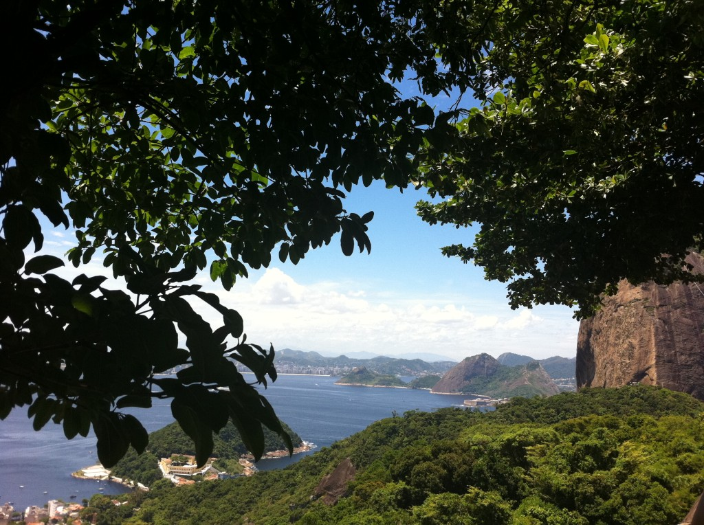 Rio, View from Sugarloaf Mountain
