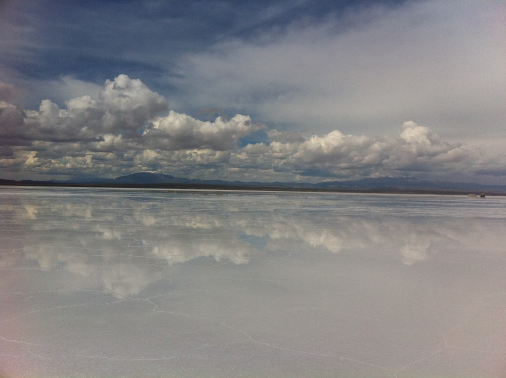 The Salt Lakes, Bolivia