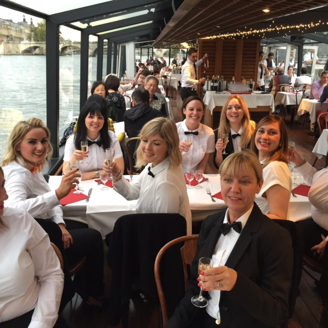Paris Hen Party