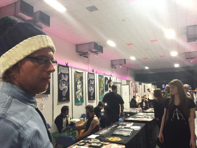 Scottish Tattoo Convention