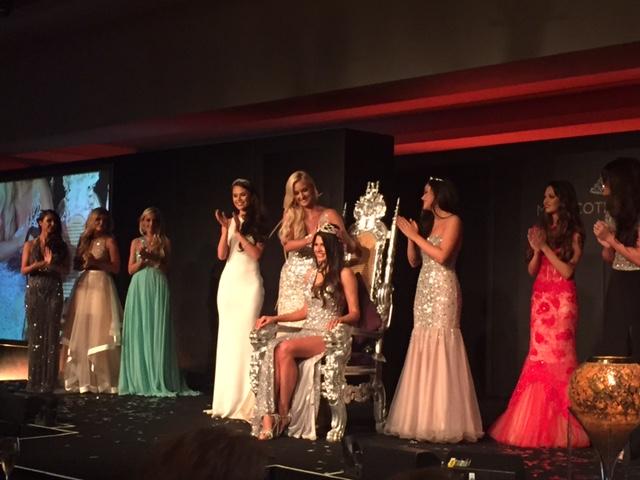 Miss Scotland 2015 Final