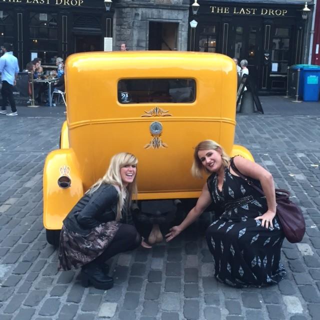 The Edinburgh Fringe 2015