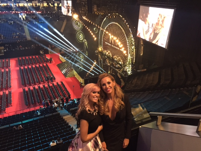 NTA Awards with Josie Gibson