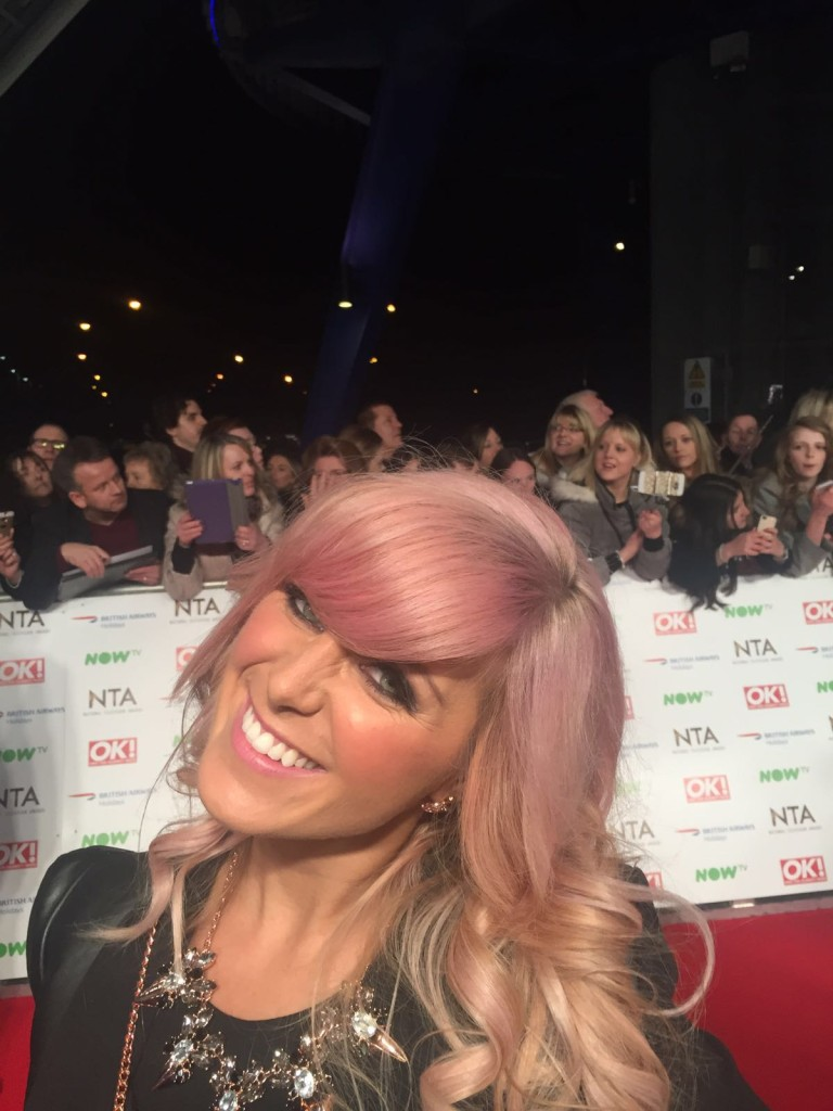 NTA Awards Red Carpet