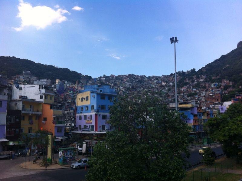 Rio's Largest Favela