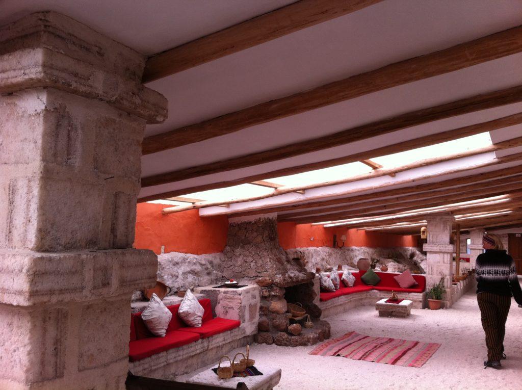 The Salt Hotel, Bolivia