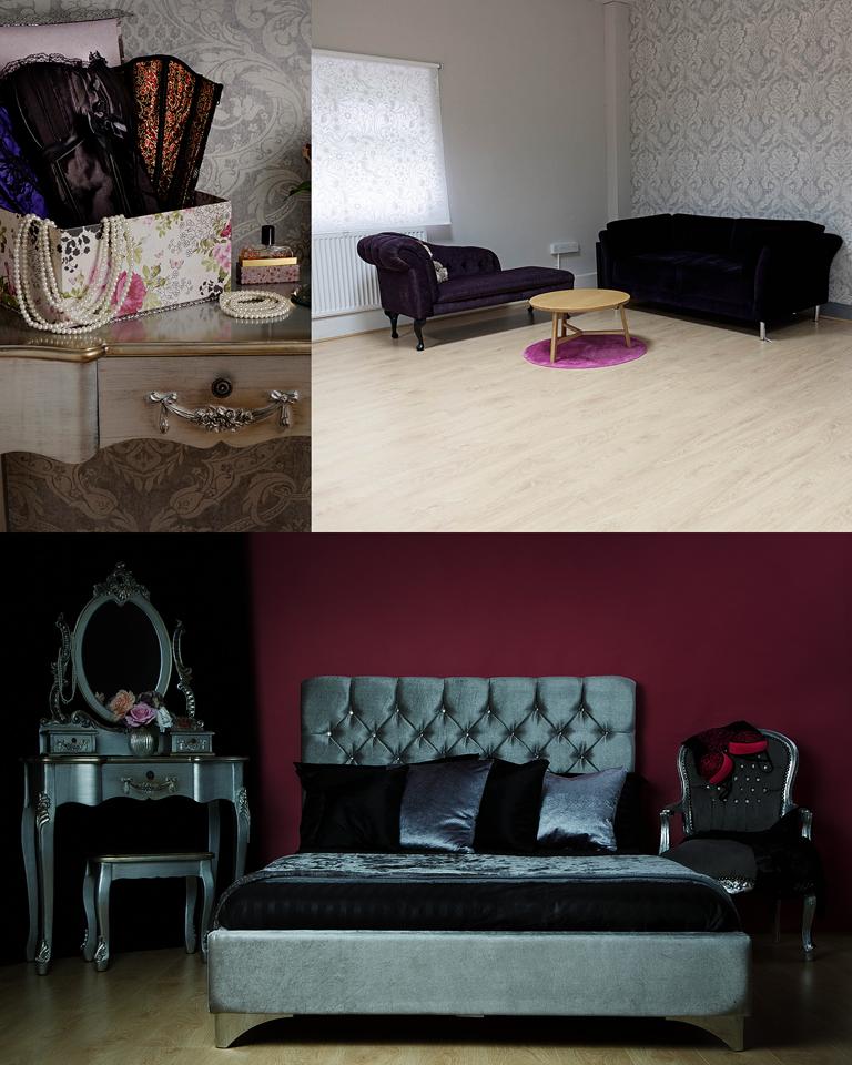 Simone Hilliard studio