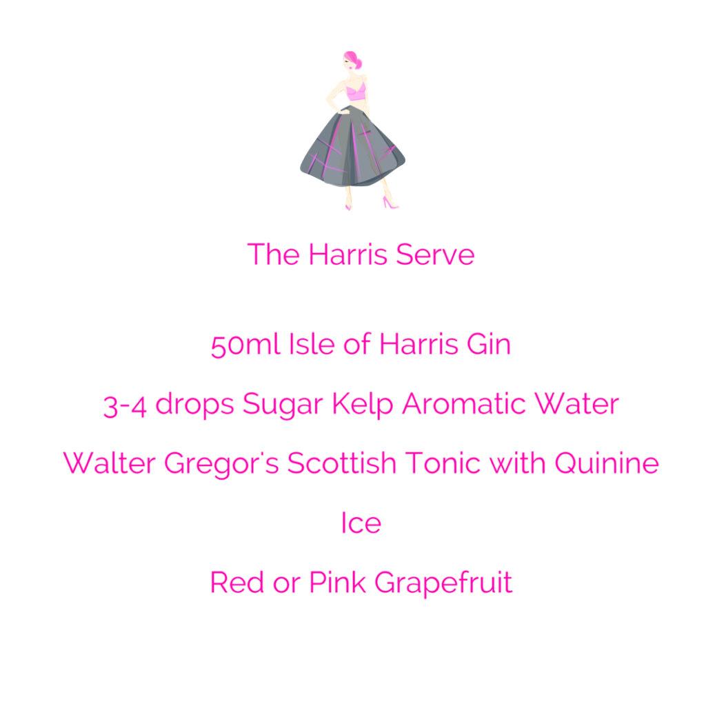 Pink Tartan Doll