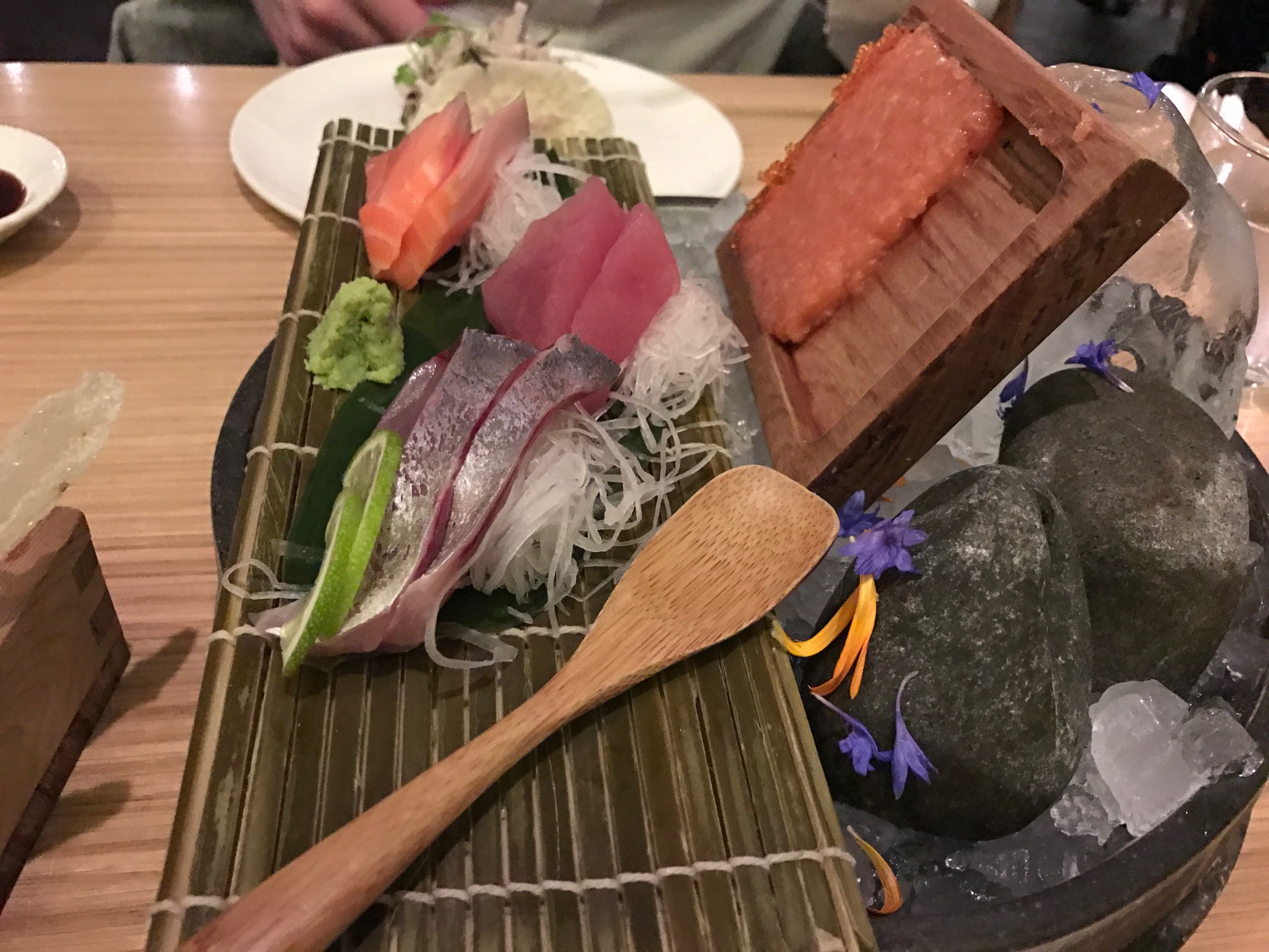 Tasting Menu at Masu Auckland