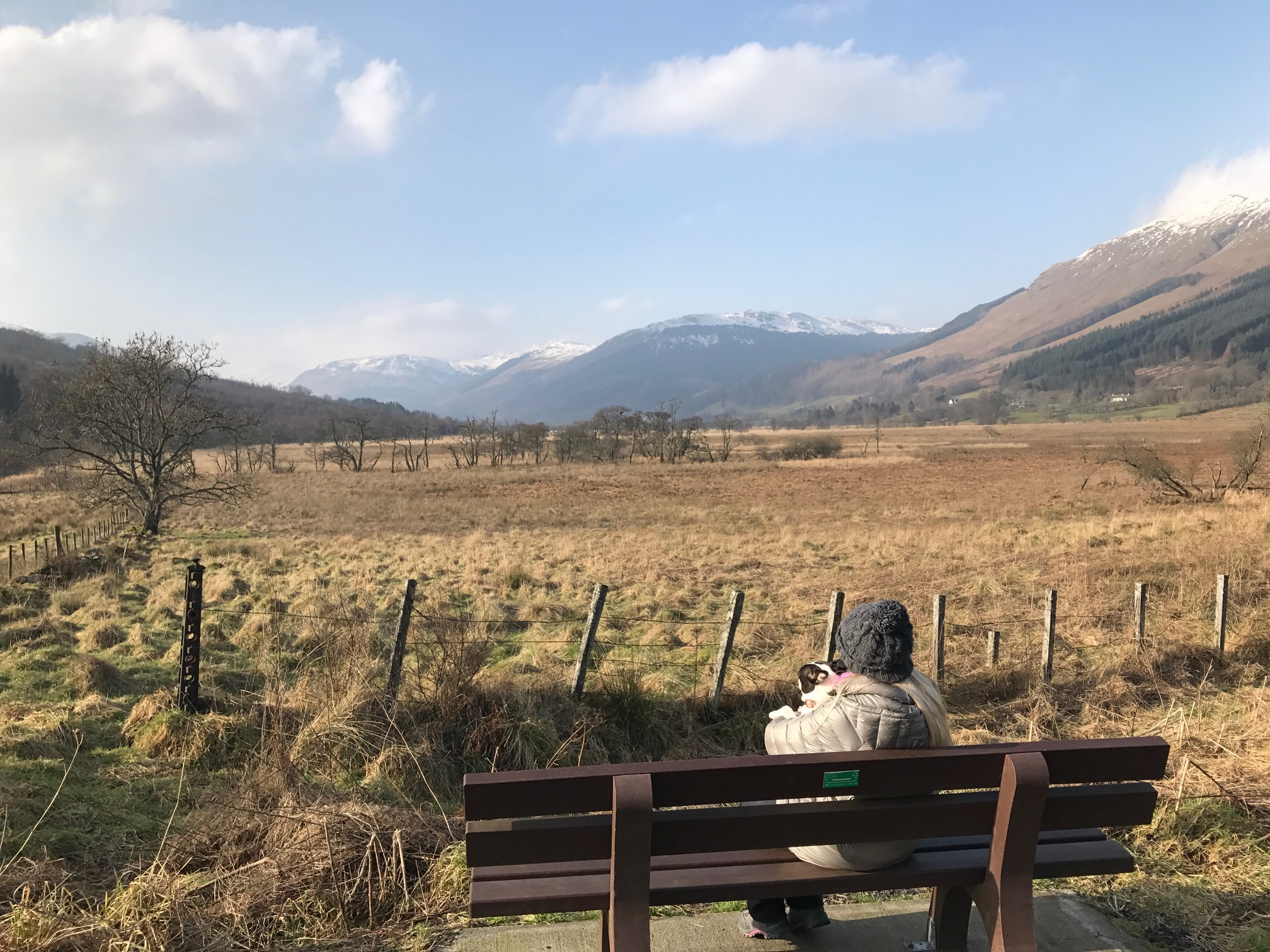 A short walk from Mhor84