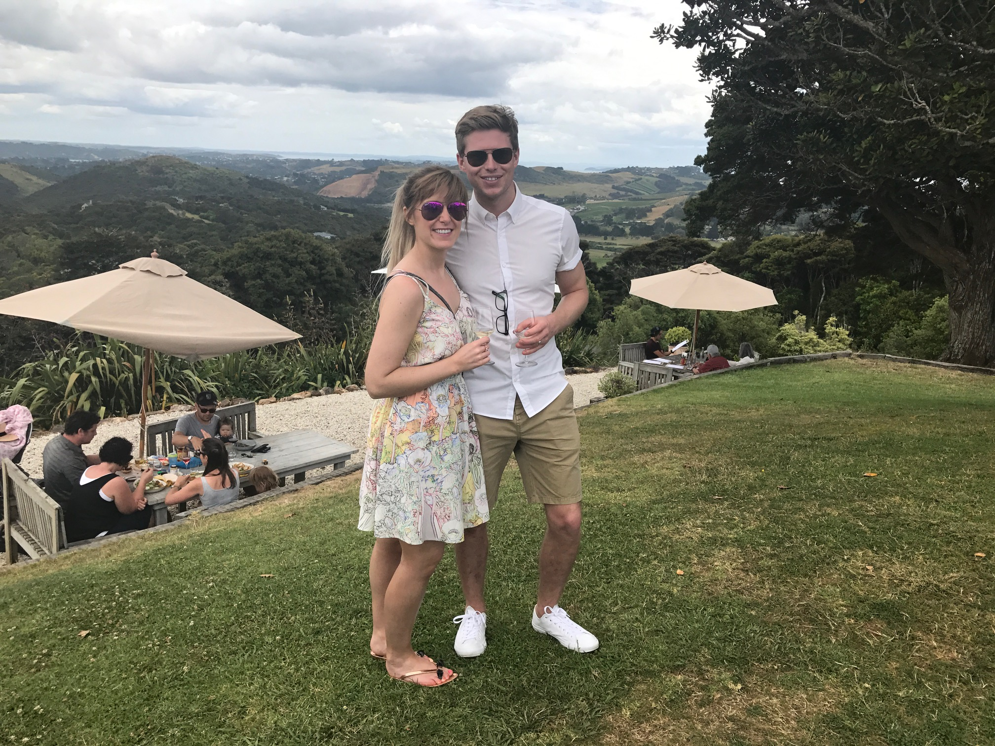 Batch Winery on Waiheke Island