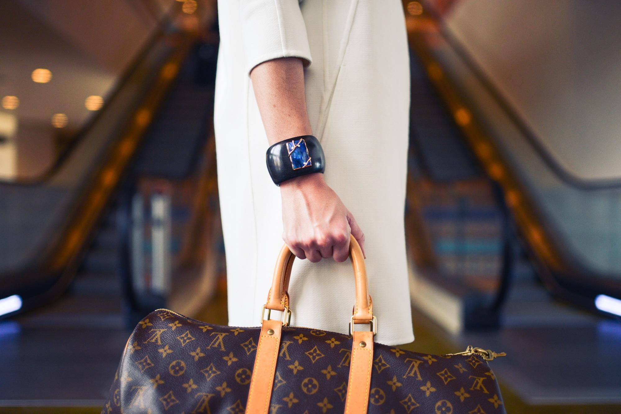 Hand luggage essentials when travelling