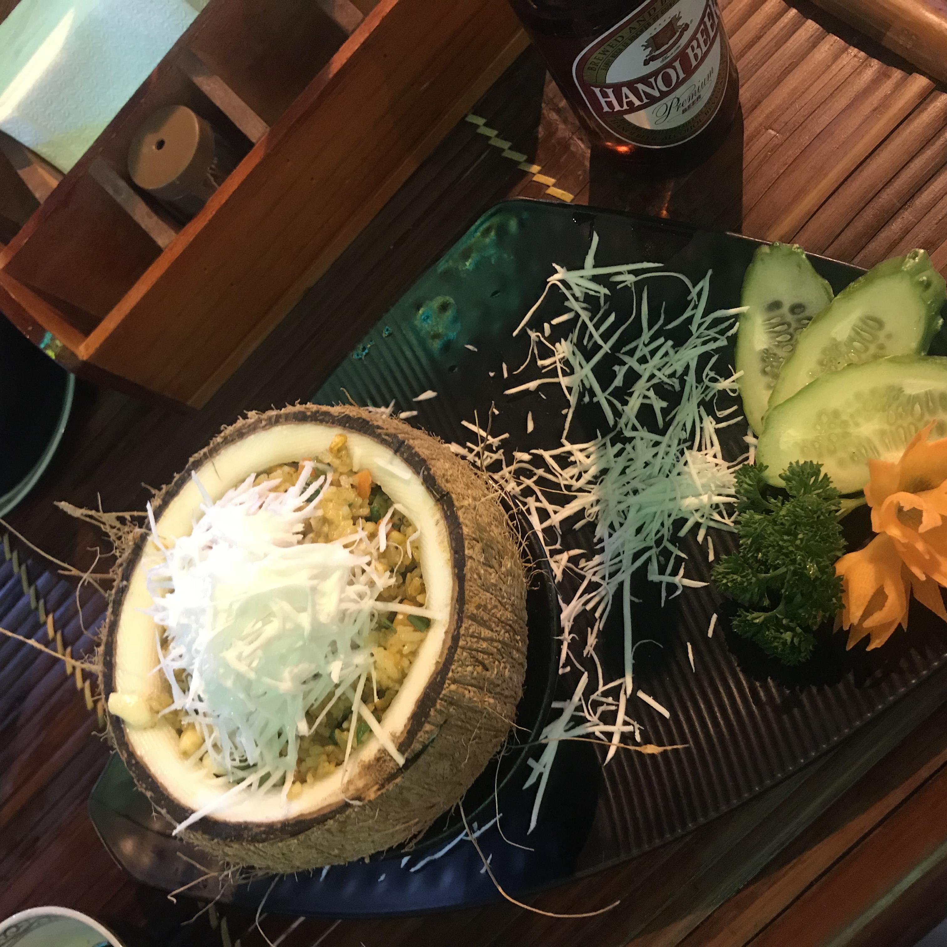 Green Farm Restaurant Hanoi