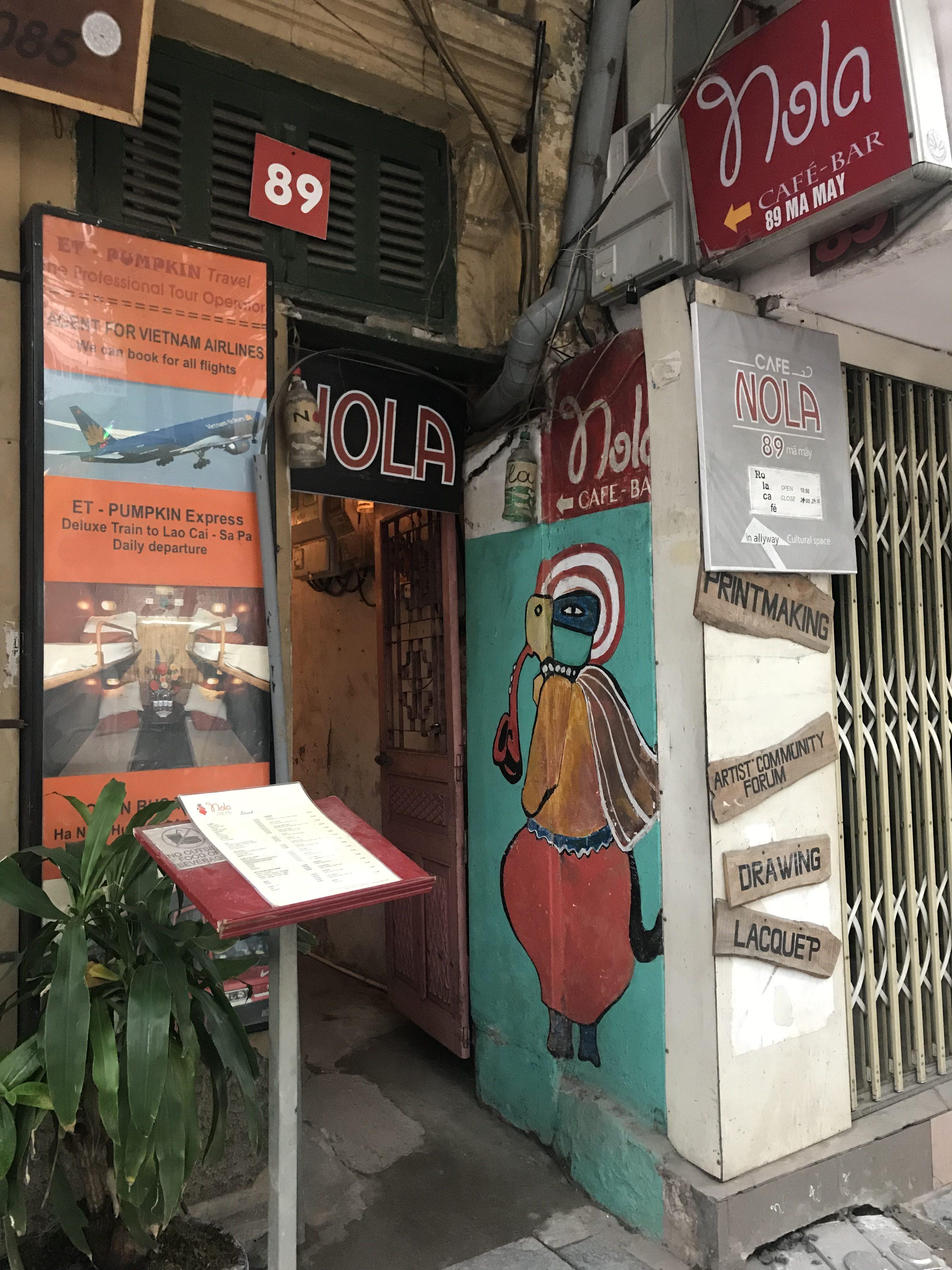 Cafe Nola Hanoi