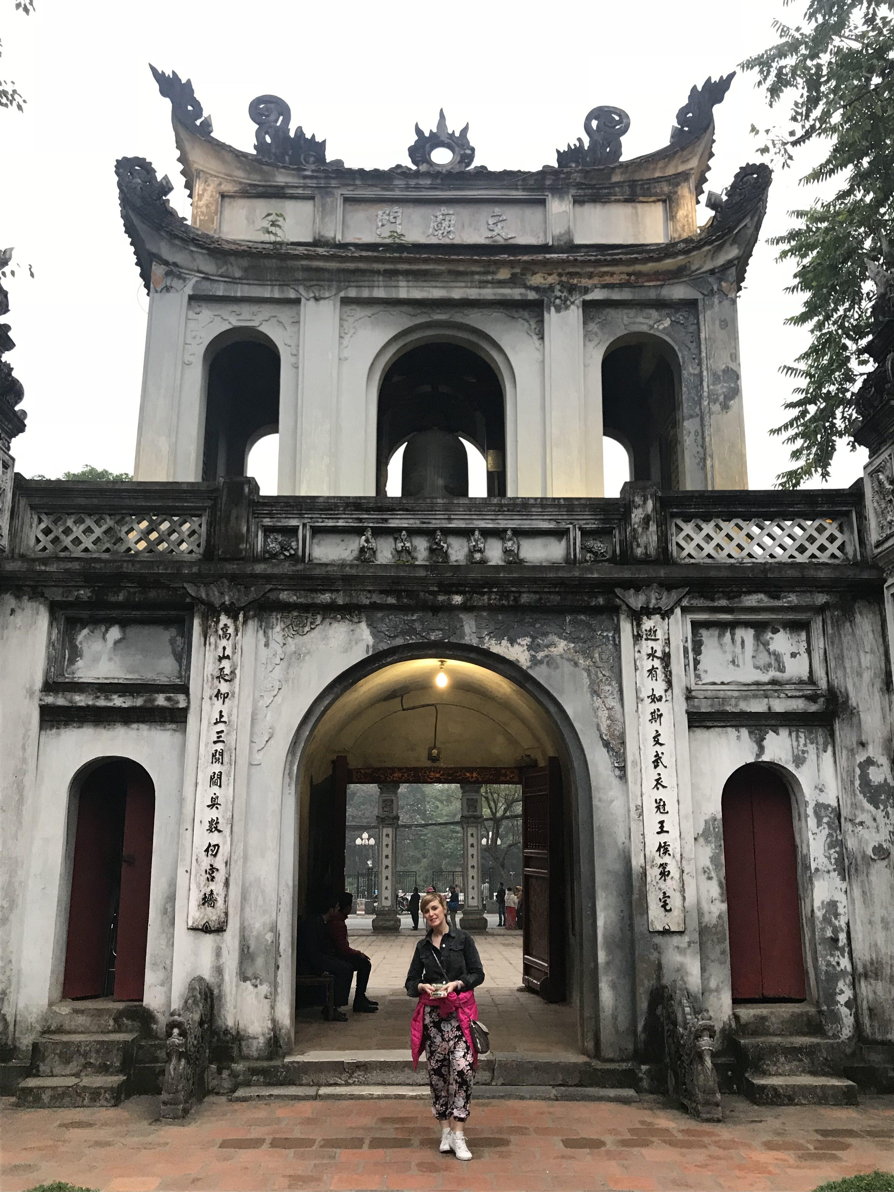 The Museum of Literature Hanoi