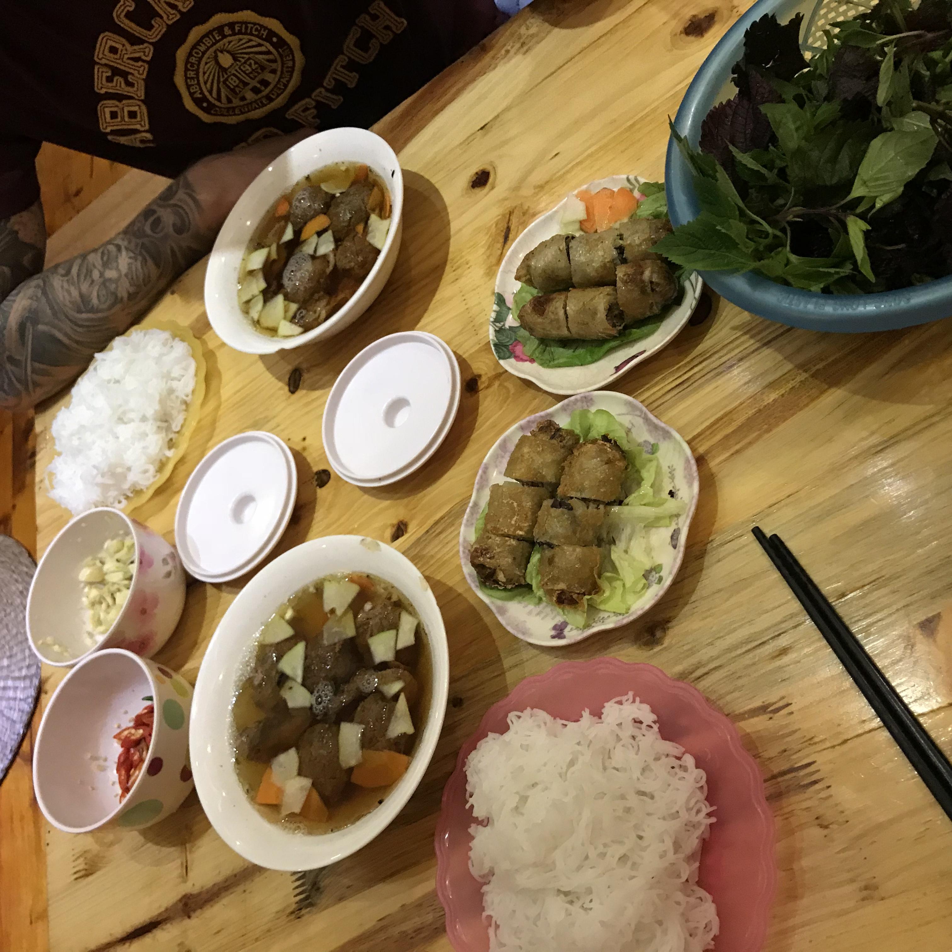 Bun Cha Ta Hanoi